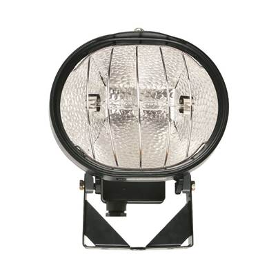 Defender 400W Tungsten Halogen Head supplied with 5M Cable and Plug 240V