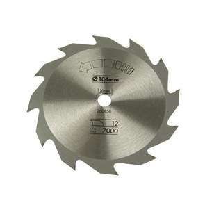 view 180-190mm Circular Saw Blades products