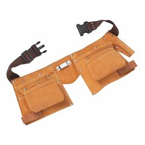 view Tool Belts & Carpenter's Aprons products