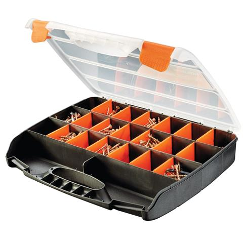 Holdon 21 Compartment Small Parts Organiser Case 15 Inch HN00263