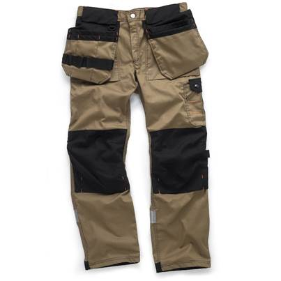 Scruffs Brown Trade Trousers