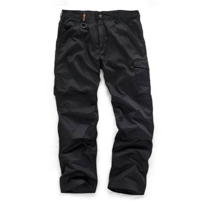 Scruffs Worker Trouser Black