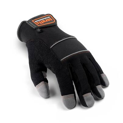Scruffs Scruffs Max Performance Full Finger Gloves Black