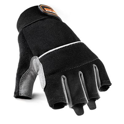 Scruffs Scruffs Max Performance Fingerless Gloves Black