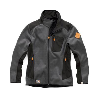 Scruffs Classic Tech Softshell Charcoal