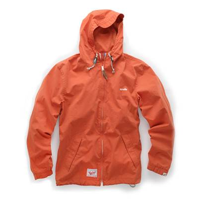 Scruffs Vintage Zip Thru Mac Orange