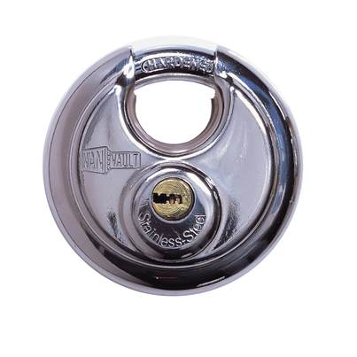 Van Vault 70mm Disc Lock