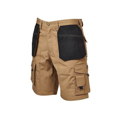 Apache Rip-Stop Holster Shorts Stone