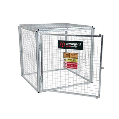 Armorgard Gorilla Bolt Together Gas Cages