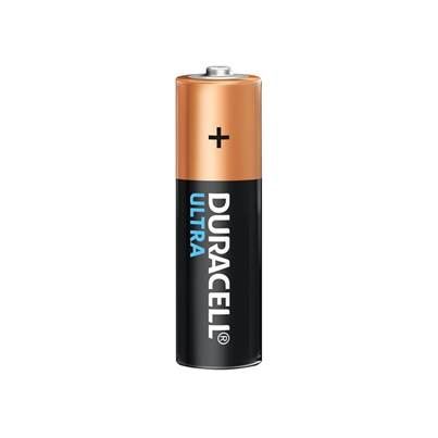 Duracell AA Cell Ultra Power Batteries Pack of 4 LR6/HP7
