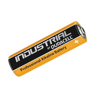Duracell AA Professional Alkaline Industrial Batteries Pack of 10