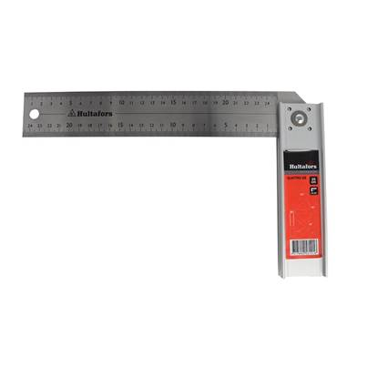 Hultafors Quattro Adjustable Try Square 250mm (10in)