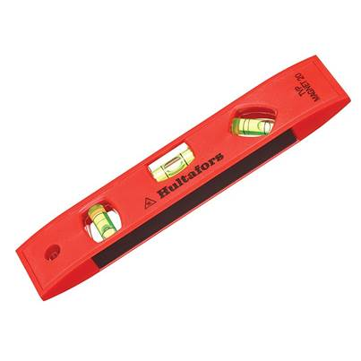 Hultafors TVP20 Magnetic Torpedo Level 200mm