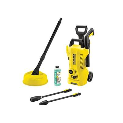 Karcher K2 Premium Full Control Car & Home Pressure Washer 110 Bar 240 Volt