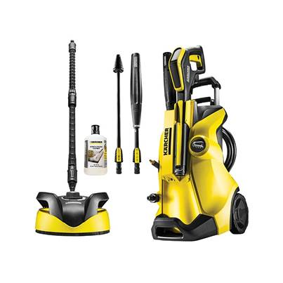 Karcher K4 Full Control Home Pressure Washer 130 Bar 240 Volt