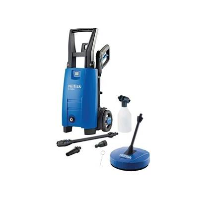 Kew Nilfisk Alto C110.3-5 PC Compact Pressure Washer with Patio Washer 110 Bar 240 Volt