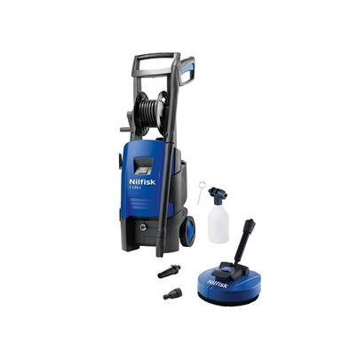 Kew Nilfisk Alto C130.1-6 P X-TRA Pressure Washer & Patio Brush 130 Bar 240 Volt