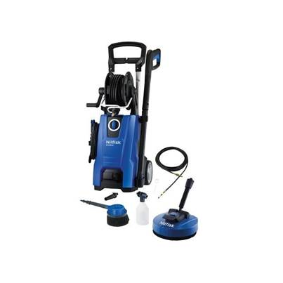 Kew Nilfisk Alto D130.4.9 PAD X-TRA Pressure Washer & Cleaning Kit 130 Bar 240 Volt