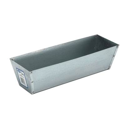 Marshalltown M813 Galvanised Plaster Pan 300mm (12in)