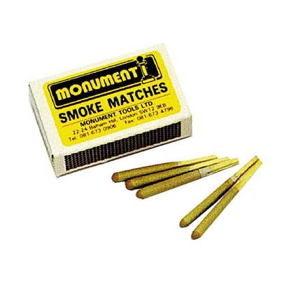 Monument 1471I Smoke Matches (Pack of 12)