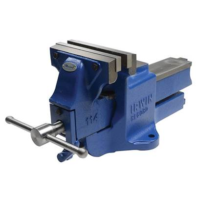 IRWIN Record Heavy-Duty Quick Release Vice
