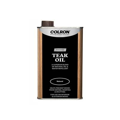 Ronseal Colron Refined Teak Oil 500ml