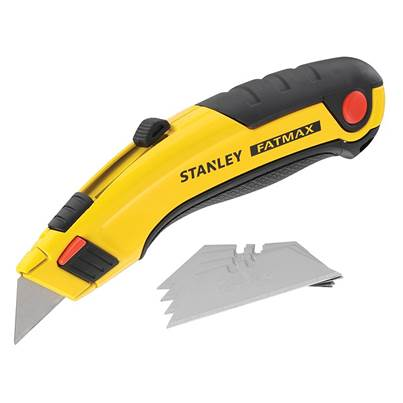 Stanley Tools FatMax Retractable Utility Knife