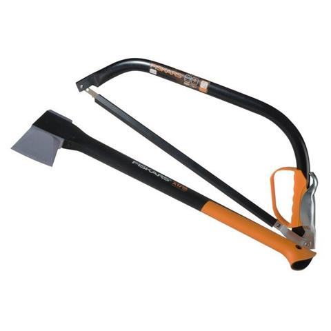 XMS Fiskars X17 Axe 1.57kg (3.4lb) with Bowsaw 21in