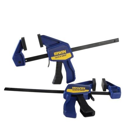 XMS IRWIN� Quick-Grip� Mini Bar Clamp 150mm (6in), Twin Pack