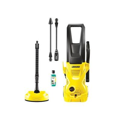 Karcher K2 Home Pressure Washer 110 Bar 240 Volt Plus Free Brush