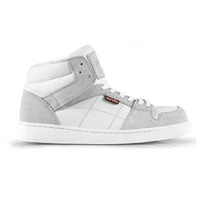 Scruffs Asteroid Hi Top Safety Trainer Size 8
