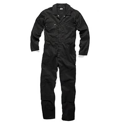 Hardcore Black mechanics Overalls
