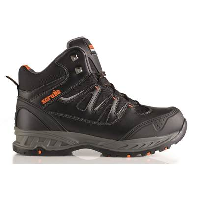 Scruffs Fairfield Black Safety Boots