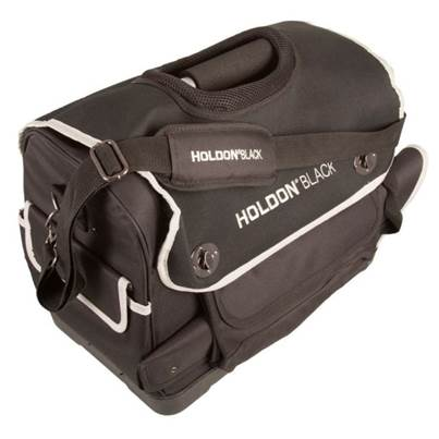 Holdon Carpenters / Plumbers Multi-Pocket Tool Bag Heavy Duty 19 Inch