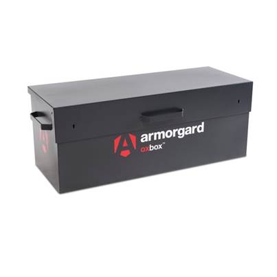 Armorgard Oxbox Truckbox On-Site Security Container - 1215x490x450