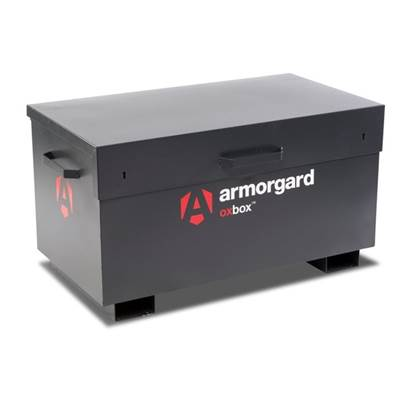 Armorgard Oxbox Sitebox On-Site Security Container - 1200x665x630