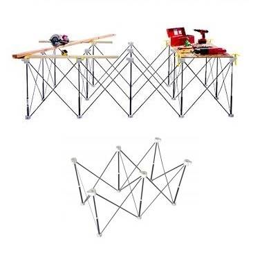 Centipede XL Support & Sawhorse Twin Kit - K100 & K200