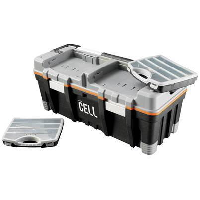 Holdon Heavy Duty Toolbox Inc Removable Small Parts Cases