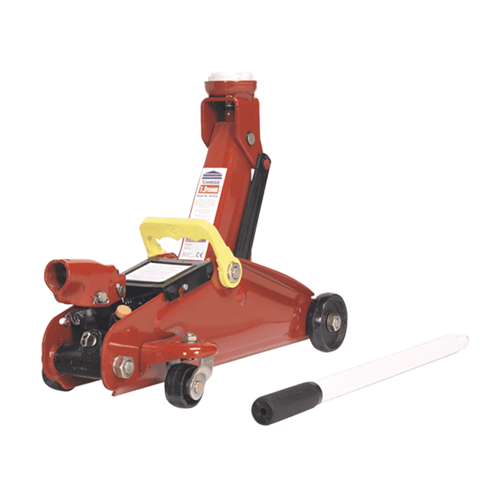 Sealey Tools Trolley Jack 1.5tonne Short Chassis