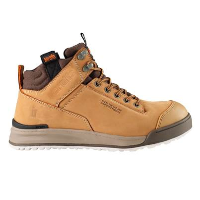 Scruffs Switchback Tan Steel Toe Safety Boot