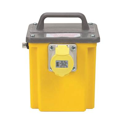 Defender 1kVA Transformer 1x 16A Outlet 110V