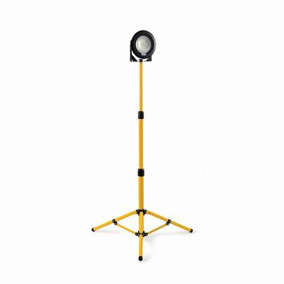 Defender DF1200 LED Single Head Work Light with Telescopic Tripod