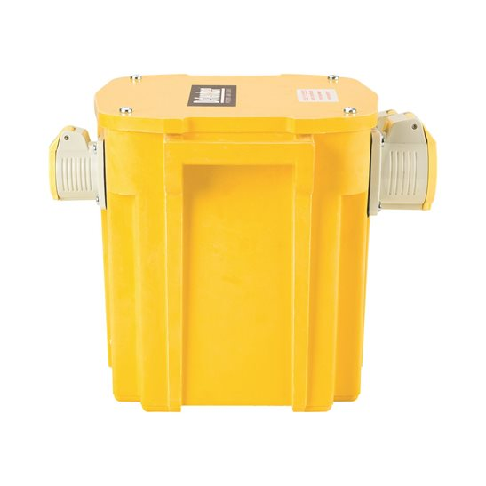 additional image for 5kVA Transformer 1x 16A and 1x 32A Outlets 110V