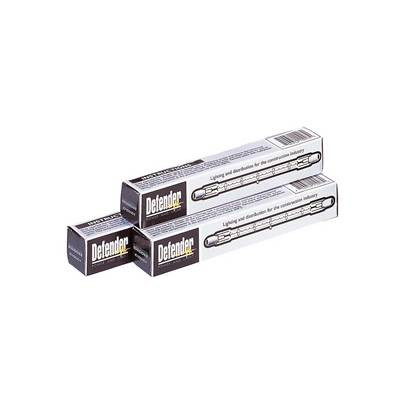 Defender 400W C-CLASS 110V HALOGEN TUBES - BX OF 50