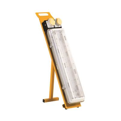 Defender 2Ft - 2x 18W Encapsulated Fluorescent Contractor Light With PTP