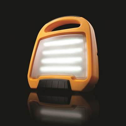 Defender Rechargeable LED Floor Light