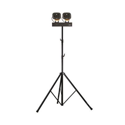 Defender LED 6000 Floodlight with Aluminium Mast Tripod