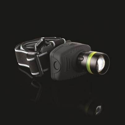 Defender 5W LED Head Torch - 8 Pack