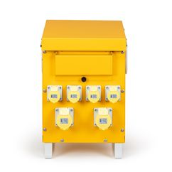 10kVA Air Cooled Site Transformer 4x 16A and 2x 32A Outlets 110V