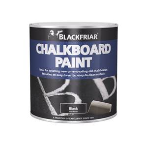 view Blackboard / Chalkboard Paints & Sprays products